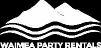 Waimea Party Rentals- Big Island Table & Chair Rental